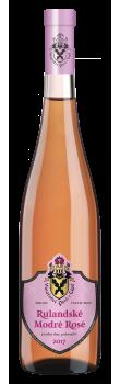 Rulandské modré - rosé 2017