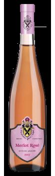 Merlot - rosé 2017
