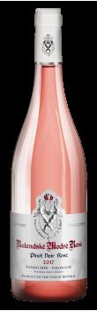 Rulandské Modré Rosé 2017