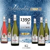 Adventní edice - cenově zvýhodněný balíček, SLEVA 406 Kč