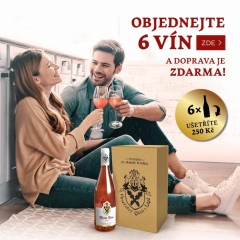 """Vinařšký """"balíček 6+"""" - doprava ZDARMA!"""